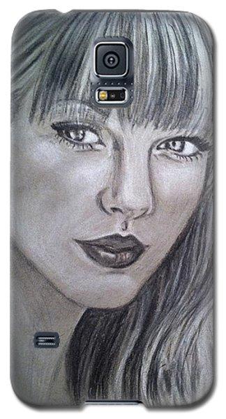 Stay Beautiful Galaxy S5 Case by Maria Ferrante