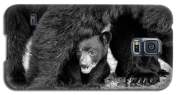 Staying Close-bw Galaxy S5 Case