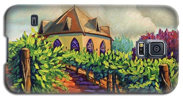 Ste Chappelle Winery Galaxy S5 Case