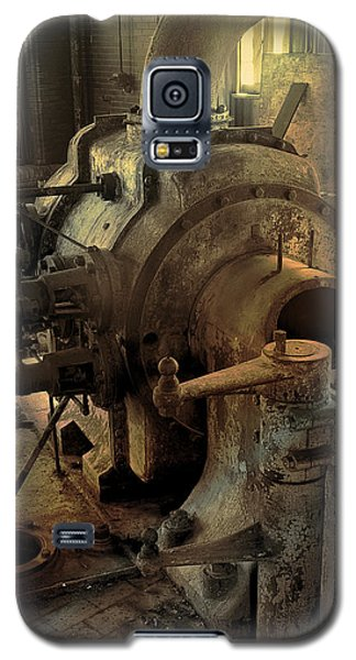 Steam Engine No 4 Galaxy S5 Case