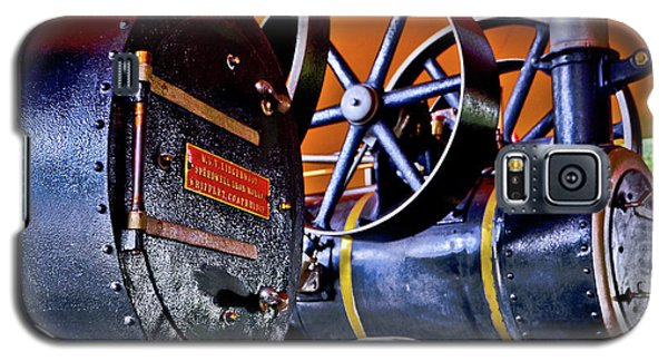 Steam Engines - Locomobiles Galaxy S5 Case