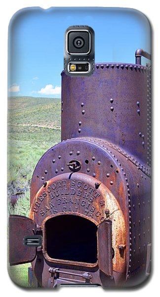 Steam Generator Galaxy S5 Case