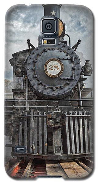 Steam Locomotive Galaxy S5 Case