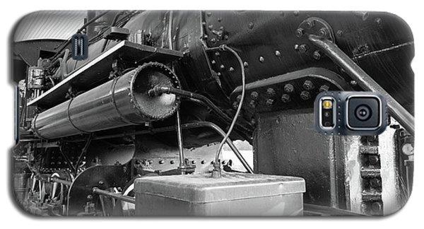 Steam Locomotive Side View Galaxy S5 Case