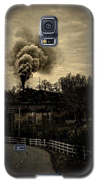 Steam Galaxy S5 Case
