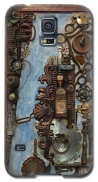 Steampunk 1 Galaxy S5 Case