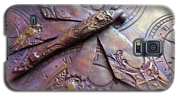 Steampunk Dragonfly Galaxy S5 Case