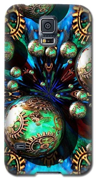 Steampunk Fractal 71216.4 Galaxy S5 Case
