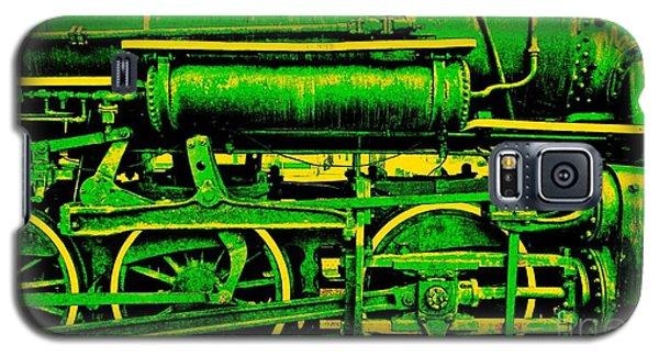 Steampunk Iron Horse No. 3 Galaxy S5 Case by Peter Gumaer Ogden