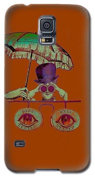 Steampunk T Shirt Design Galaxy S5 Case by Bellesouth Studio