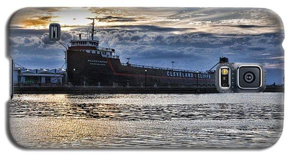 Steamship William G. Mather - 1 Galaxy S5 Case