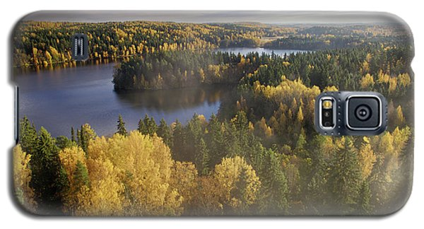 Steamy Forest Galaxy S5 Case