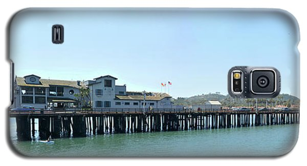 Stearns Wharf 2 Galaxy S5 Case