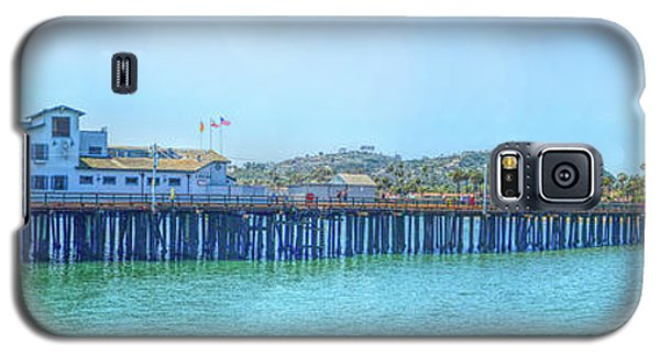 Stearns Wharf Galaxy S5 Case