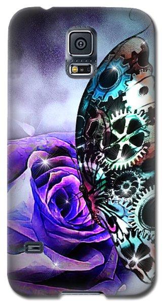 Steel Butterfly Galaxy S5 Case
