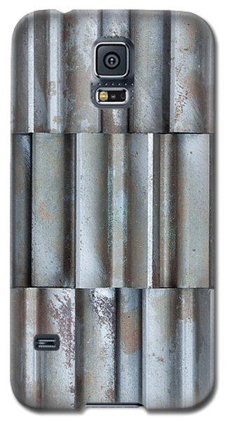 Steel Galaxy S5 Case by Jim Hughes