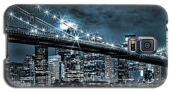 Steely Skyline Galaxy S5 Case
