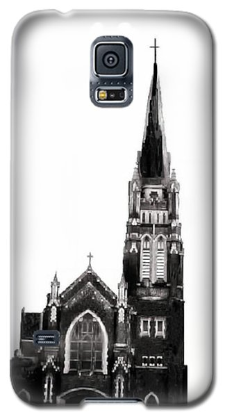 Steeple Chase 1 Galaxy S5 Case by Sadie Reneau
