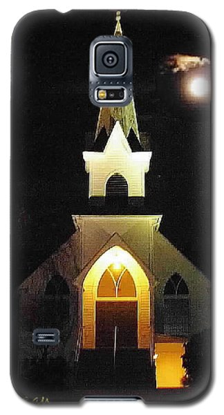 Steeple Chase 3 Galaxy S5 Case by Sadie Reneau
