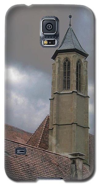 Galaxy S5 Case featuring the photograph Steeple by Dylan Punke