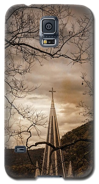 Steeple Of Time Galaxy S5 Case