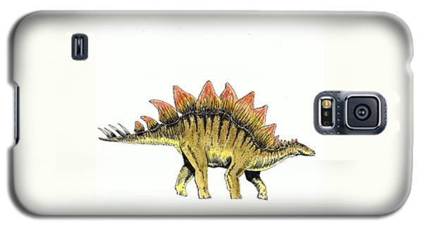 Stegosaurus Galaxy S5 Case