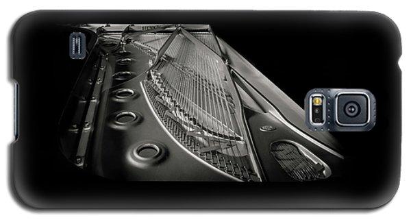 Steinway Guts Bw Galaxy S5 Case