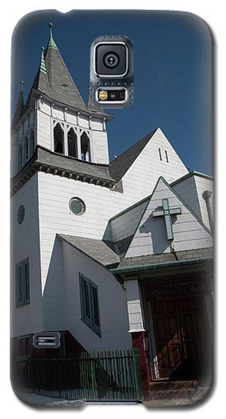 Steinwy Reformed Church Steinway Reformed Church Astoria, N.y. Galaxy S5 Case