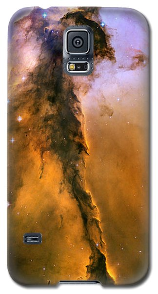 Stellar Spire In The Eagle Nebula Galaxy S5 Case