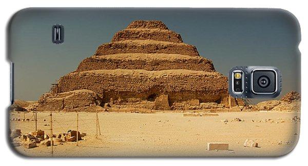Step Pyramid 2 Galaxy S5 Case by Joe  Ng