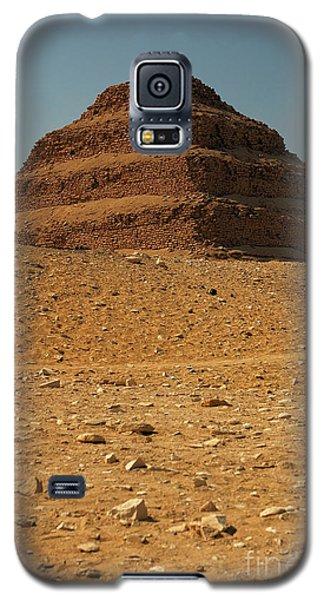 Step Pyramid Galaxy S5 Case by Joe  Ng
