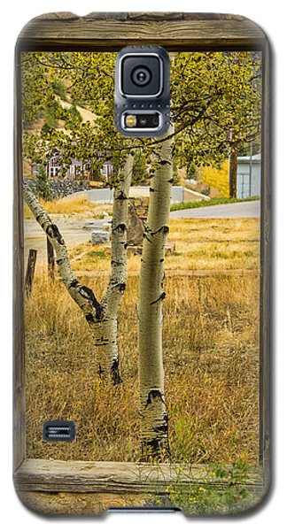 Step Through Galaxy S5 Case by Steven Parker