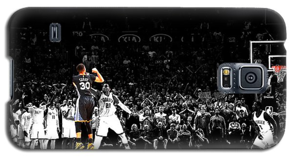 Steph Curry Its Good Galaxy S5 Case by Brian Reaves