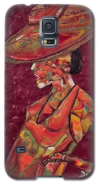 Stepping Out Galaxy S5 Case