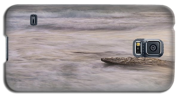 Galaxy S5 Case featuring the photograph Stepping Stone by Alex Lapidus