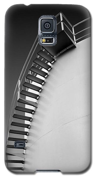 Galaxy S5 Case featuring the photograph Stepping Up by Joe Bonita