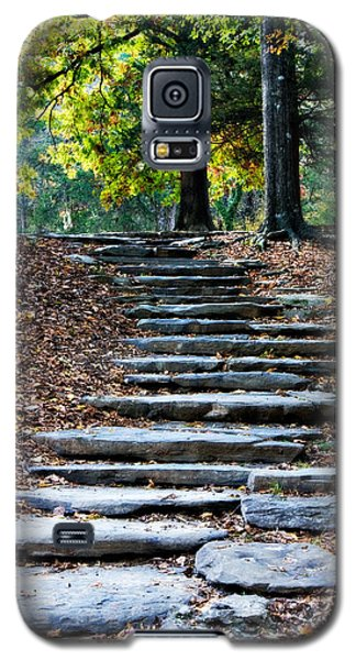 Steps Of Fall Galaxy S5 Case
