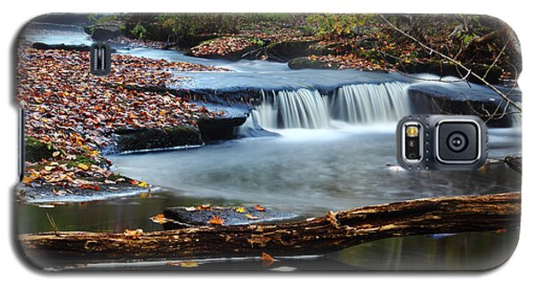 Stepstone Falls Galaxy S5 Case by Andrew Pacheco