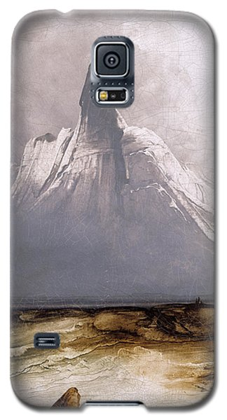 Stetind In Fog Galaxy S5 Case