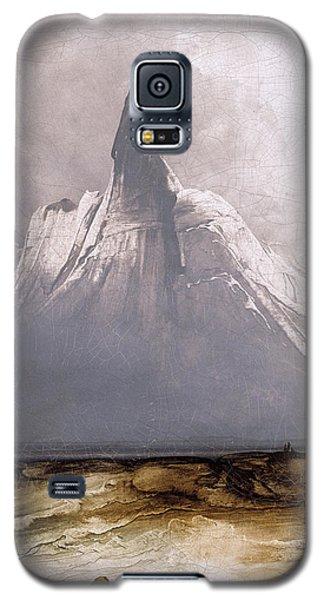 Stetind In Fog Galaxy S5 Case