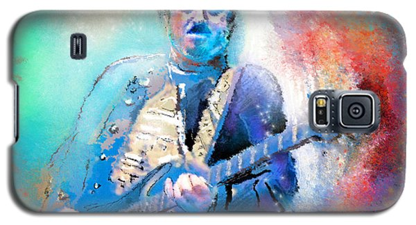 Steve Lukather 01 Galaxy S5 Case