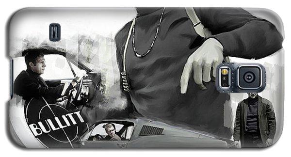 Steve Mcqueen Bullitt Mcqueen  Galaxy S5 Case