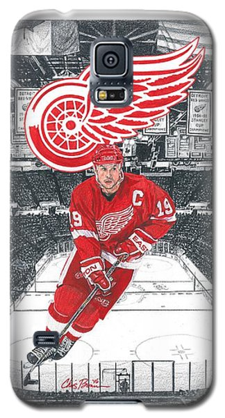 Steve Yzerman  Galaxy S5 Case
