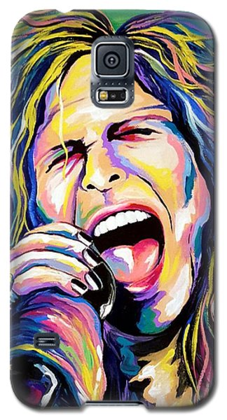 Steven Tyler Galaxy S5 Case - Steven Tyler by Amy Belonio