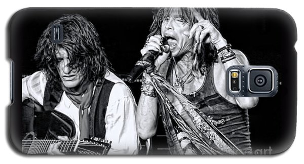 Steven Tyler Galaxy S5 Case - Steven Tyler Croons by Traci Cottingham