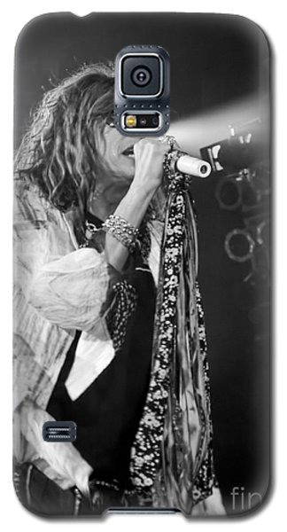 Steven Tyler Galaxy S5 Case - Steven Tyler In Concert by Traci Cottingham