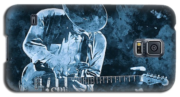 Stevie Ray Vaughan - 12 Galaxy S5 Case