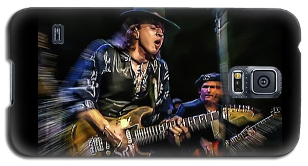 Stevie Ray Vaughan - Couldn't Stand The Weather Galaxy S5 Case