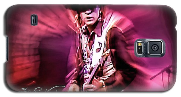 Stevie Ray Vaughan - Crossfire Galaxy S5 Case