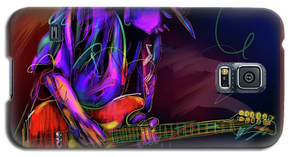 Stevie Ray Vaughan Galaxy S5 Case by DC Langer
